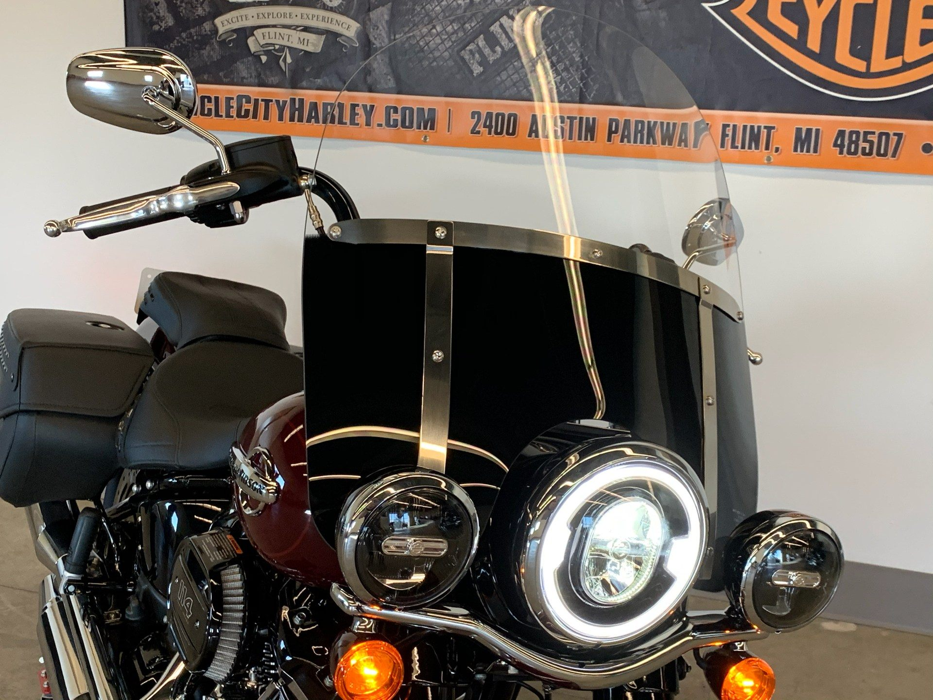2020 Harley-Davidson Heritage Classic 114 in Flint, Michigan - Photo 10