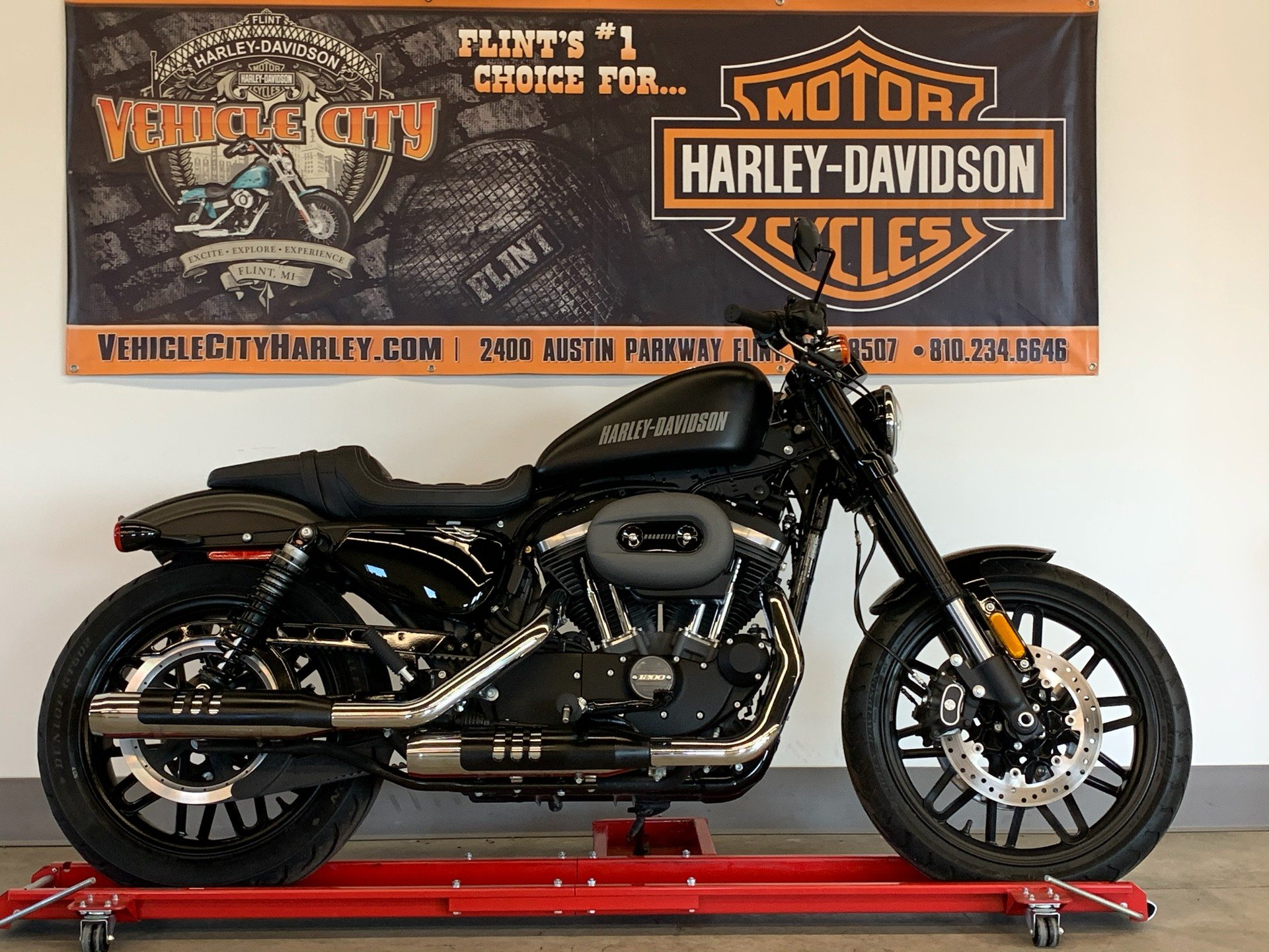 2017 Harley-Davidson Roadster™ in Flint, Michigan - Photo 1