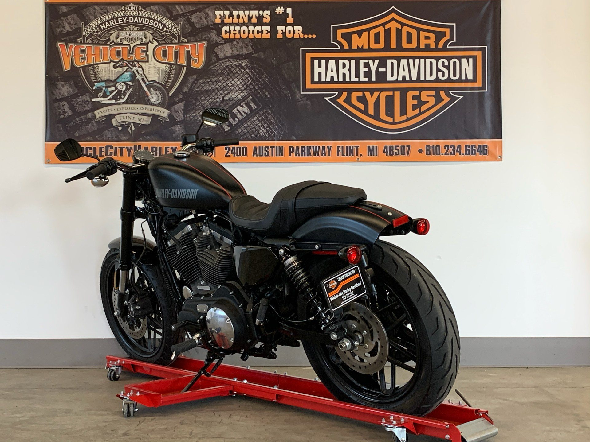 2017 Harley-Davidson Roadster™ in Flint, Michigan - Photo 6