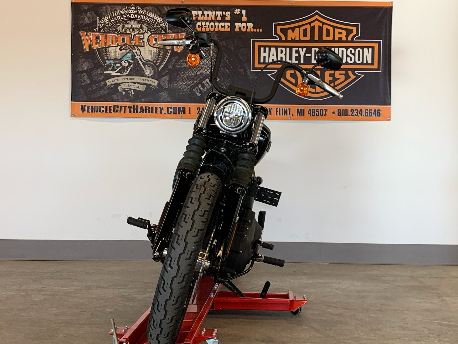2019 Harley-Davidson Street Bob® in Flint, Michigan - Photo 3