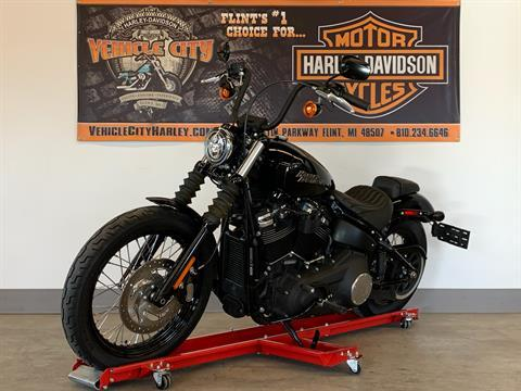 2019 Harley-Davidson Street Bob® in Flint, Michigan - Photo 4
