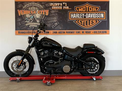 2019 Harley-Davidson Street Bob® in Flint, Michigan - Photo 5