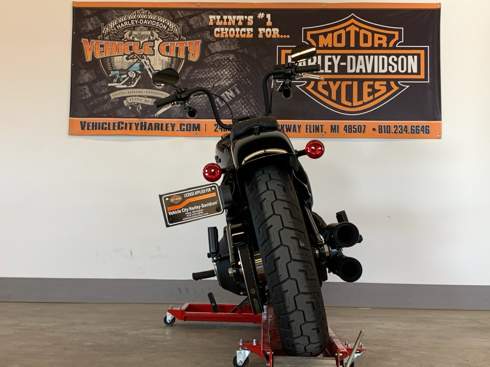 2019 Harley-Davidson Street Bob® in Flint, Michigan - Photo 7