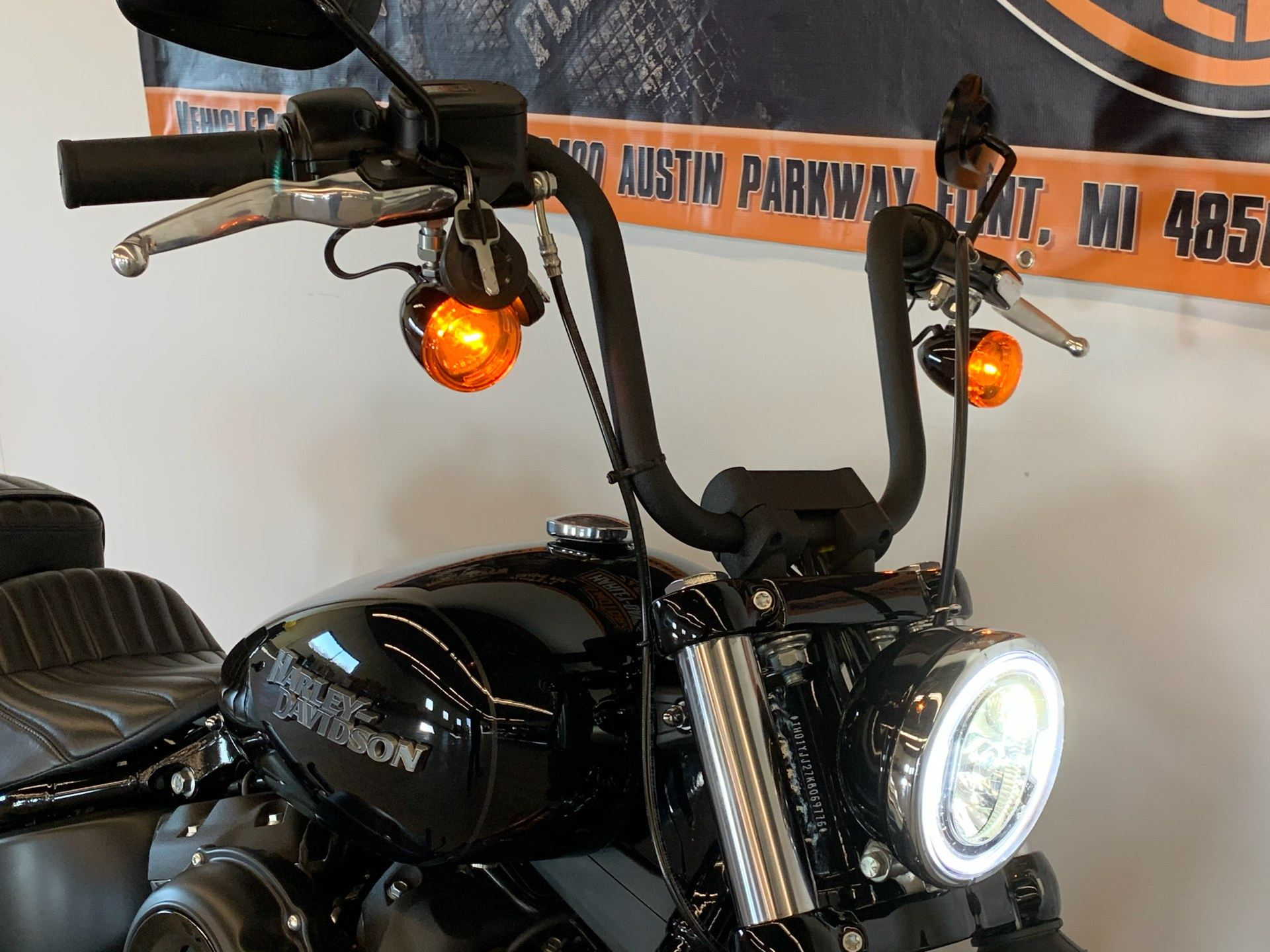 2019 Harley-Davidson Street Bob® in Flint, Michigan - Photo 13