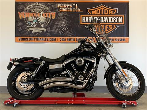 2012 Harley-Davidson Dyna® Street Bob® in Flint, Michigan - Photo 1
