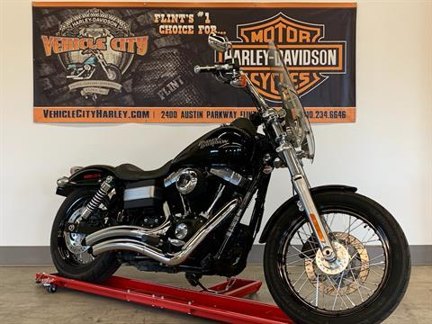 2012 Harley-Davidson Dyna® Street Bob® in Flint, Michigan - Photo 2