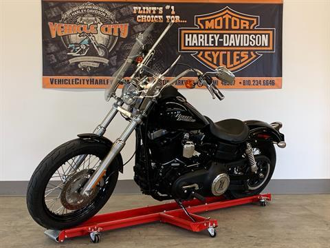 2012 Harley-Davidson Dyna® Street Bob® in Flint, Michigan - Photo 4
