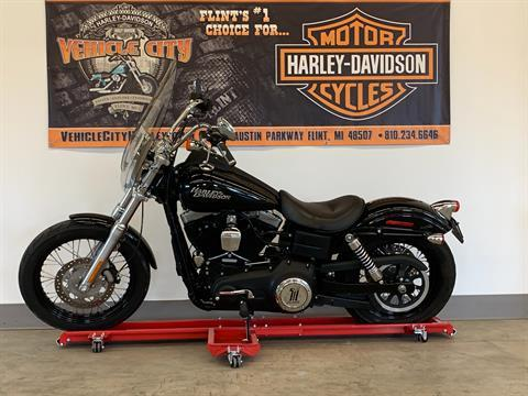 2012 Harley-Davidson Dyna® Street Bob® in Flint, Michigan - Photo 5
