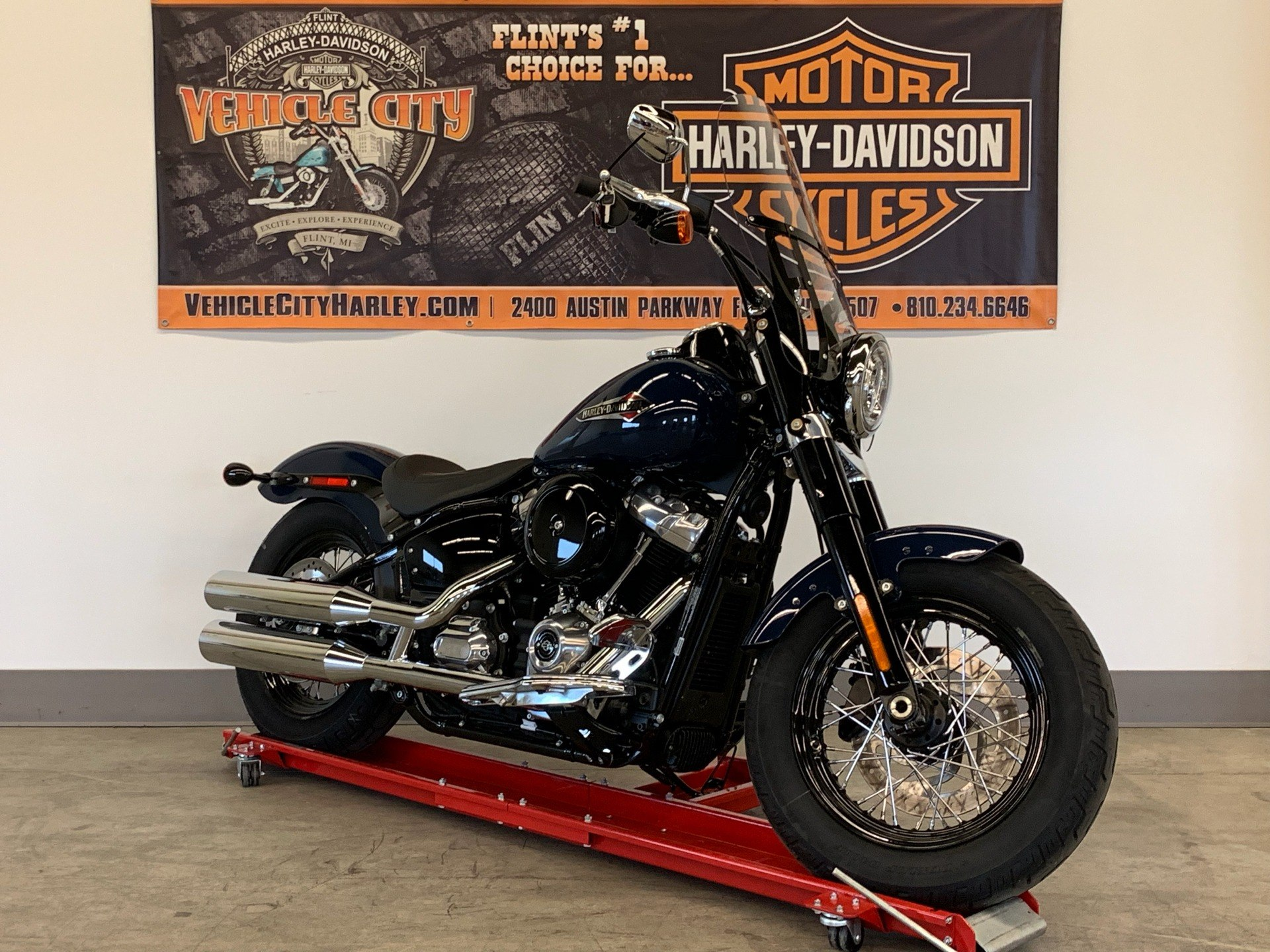 2019 Harley-Davidson Softail Slim® in Flint, Michigan - Photo 2