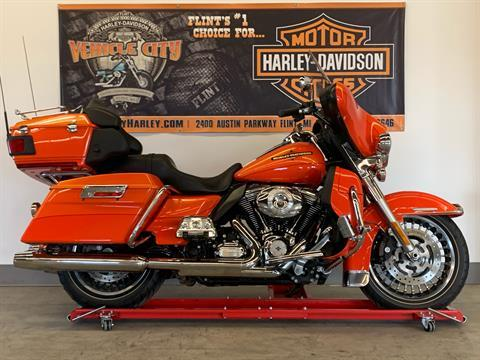 2012 Harley-Davidson Electra Glide® Ultra Limited in Flint, Michigan - Photo 1
