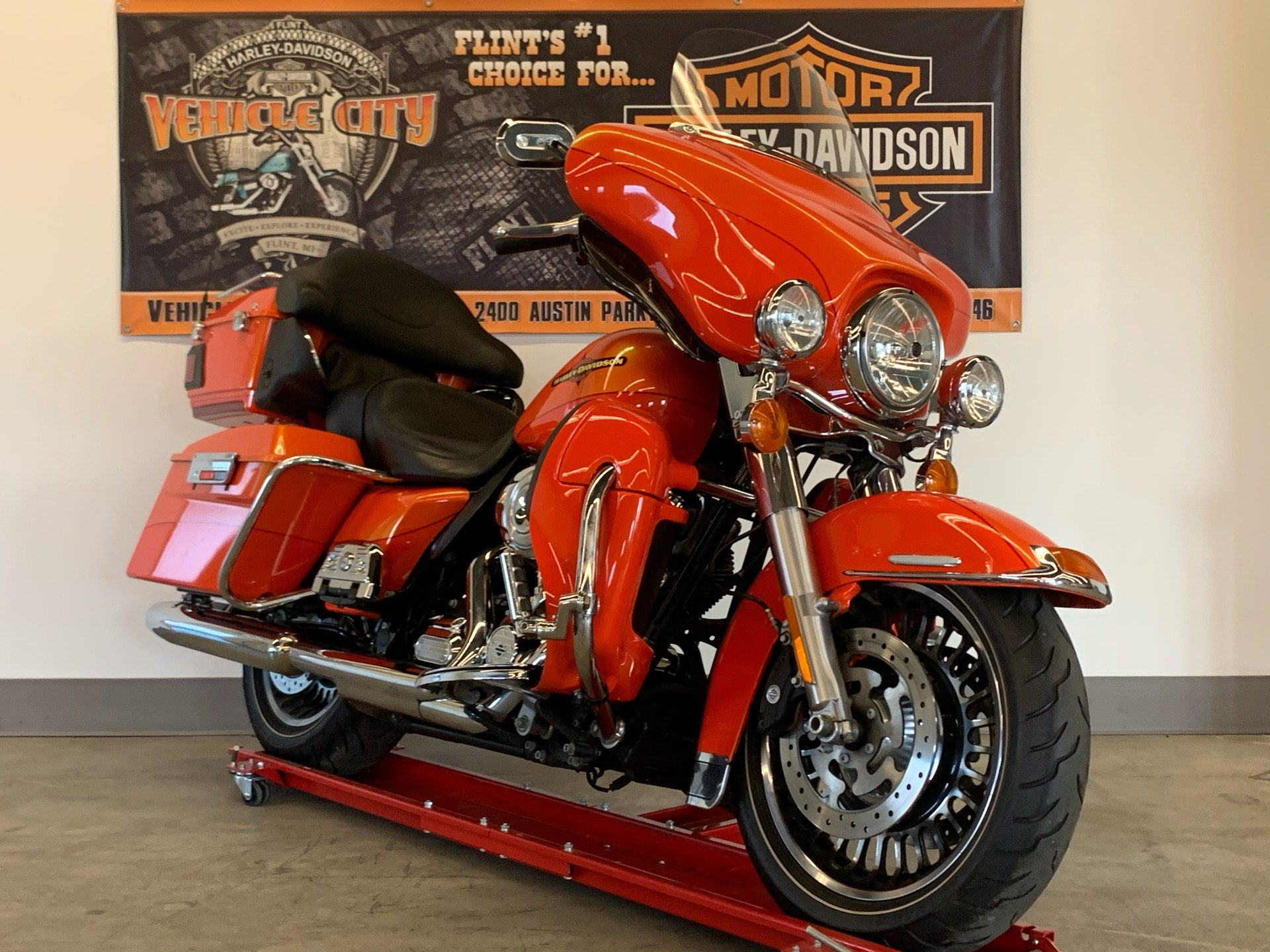 2012 Harley-Davidson Electra Glide® Ultra Limited in Flint, Michigan - Photo 2