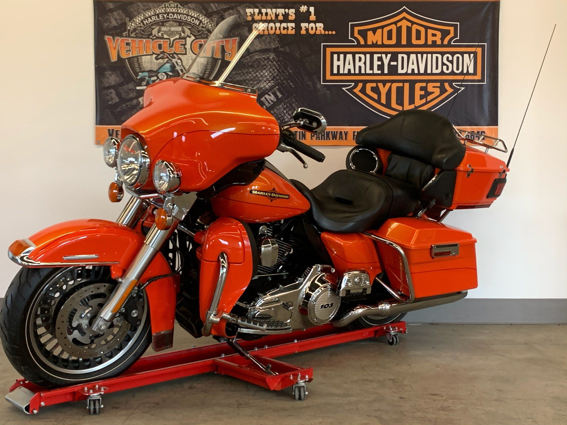 2012 Harley-Davidson Electra Glide® Ultra Limited in Flint, Michigan - Photo 4