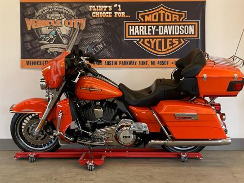 2012 Harley-Davidson Electra Glide® Ultra Limited in Flint, Michigan - Photo 5