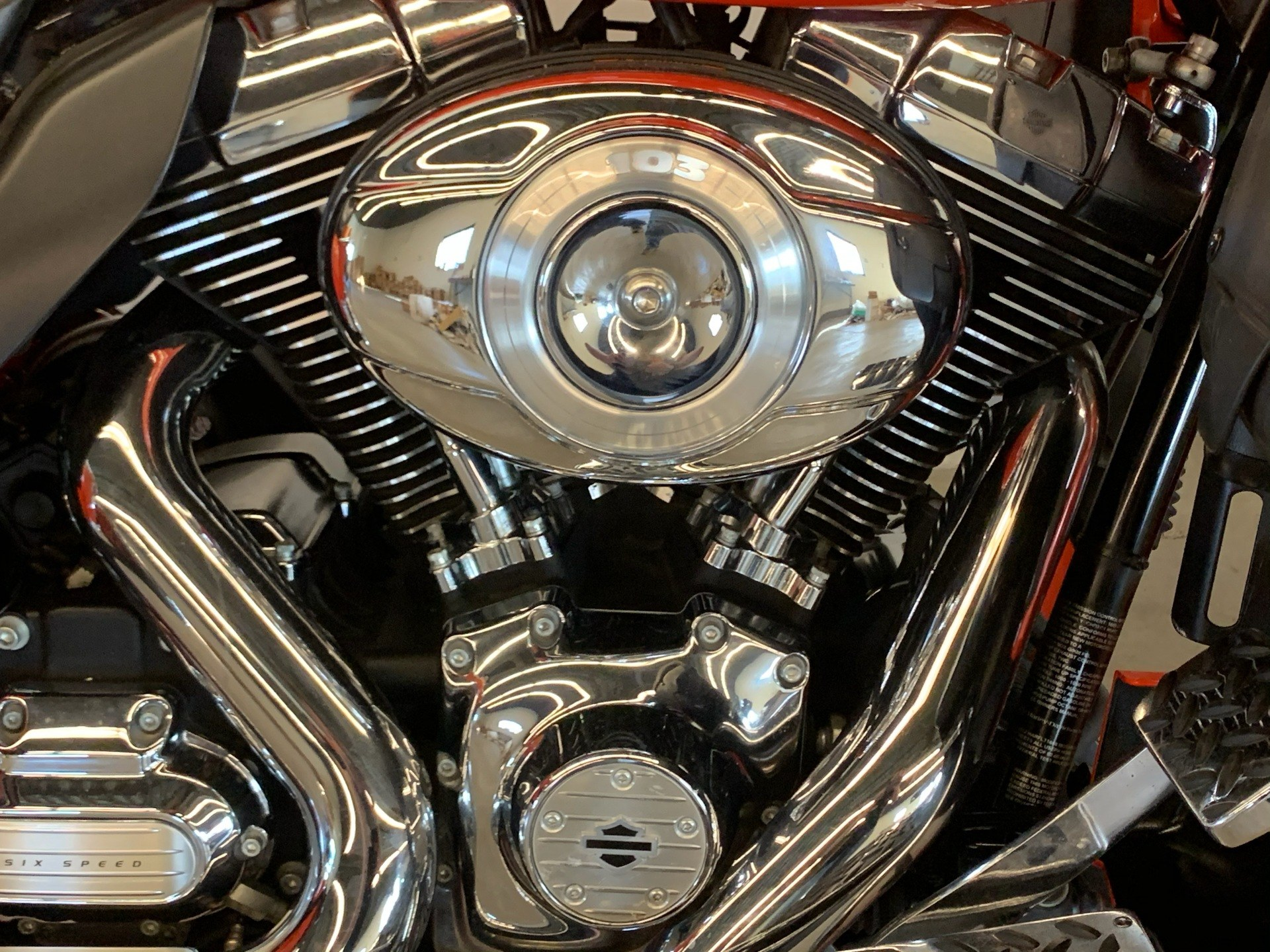 2012 Harley-Davidson Electra Glide® Ultra Limited in Flint, Michigan - Photo 8