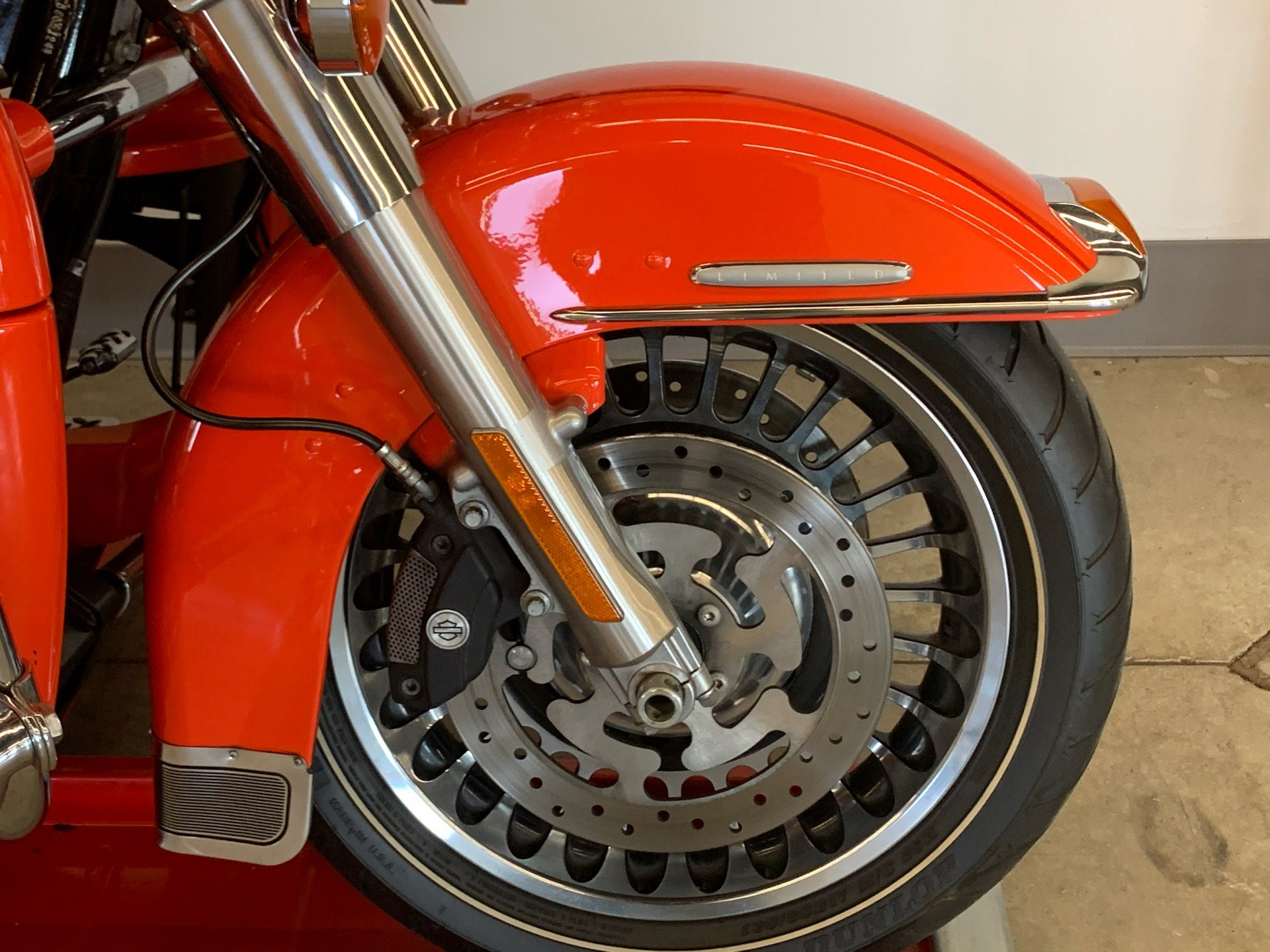 2012 Harley-Davidson Electra Glide® Ultra Limited in Flint, Michigan - Photo 10