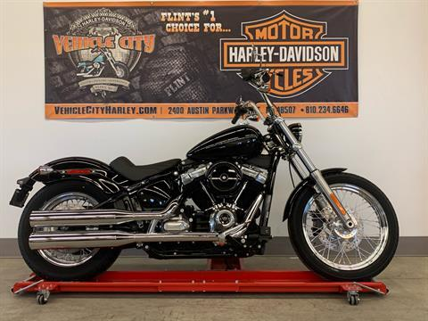 2021 Harley-Davidson SOFTAIL STANDARD in Flint, Michigan - Photo 1