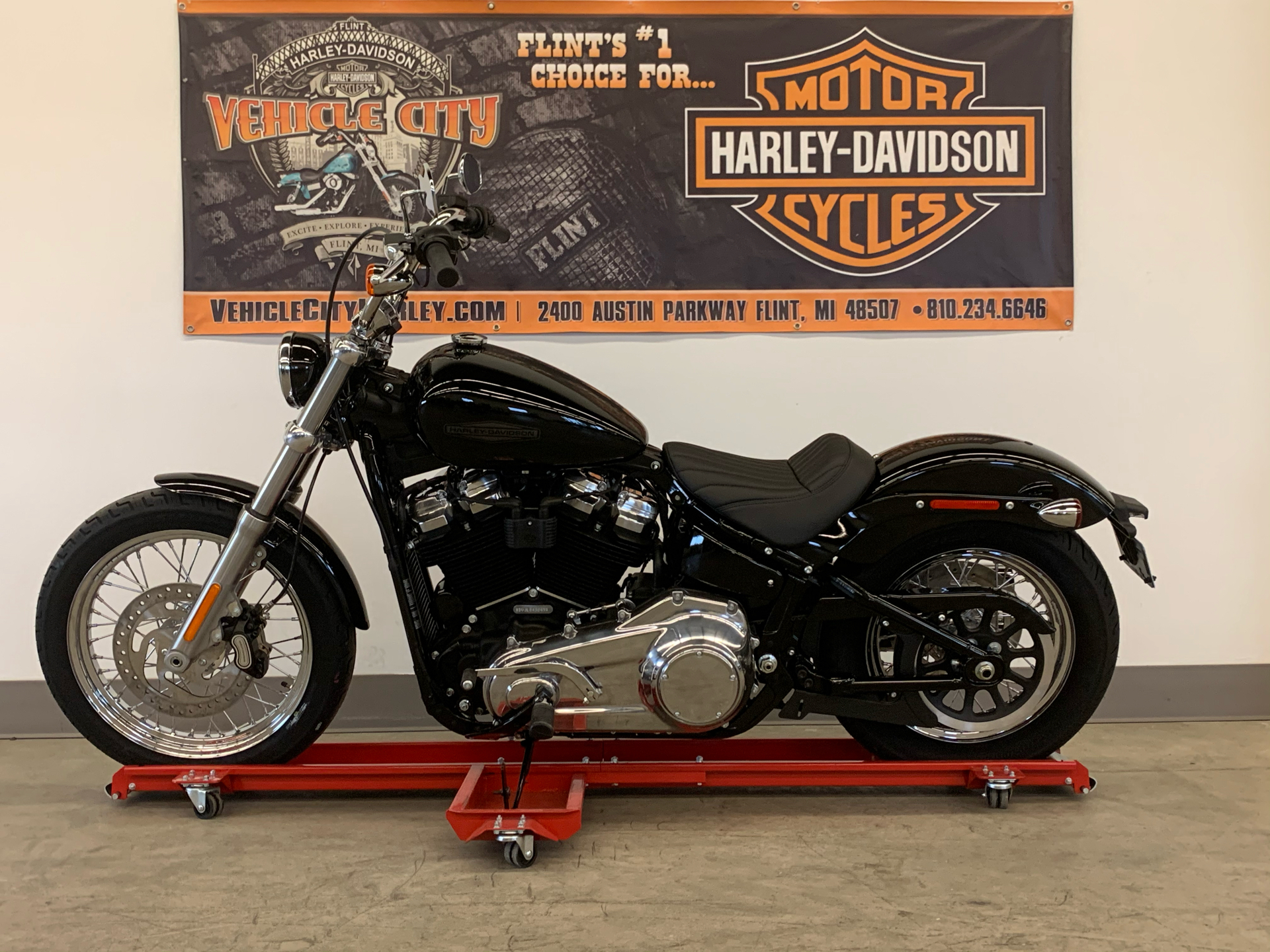 2021 Harley-Davidson SOFTAIL STANDARD in Flint, Michigan - Photo 5