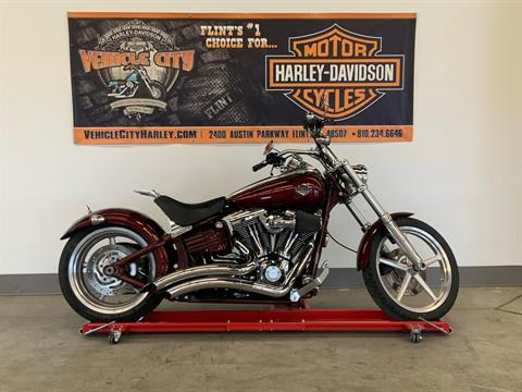2008 Harley-Davidson Softail® Rocker™ C in Flint, Michigan - Photo 1