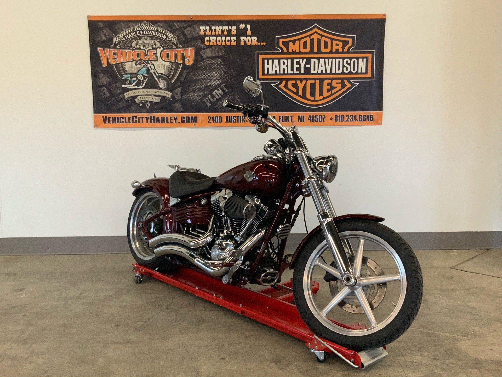 2008 Harley-Davidson Softail® Rocker™ C in Flint, Michigan - Photo 3