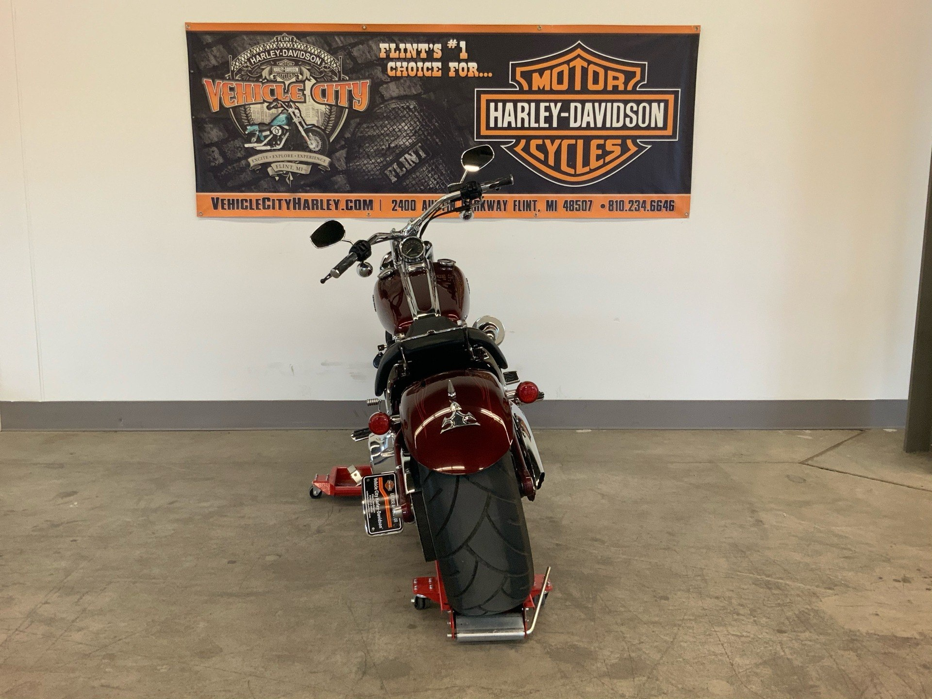 2008 Harley-Davidson Softail® Rocker™ C in Flint, Michigan - Photo 7