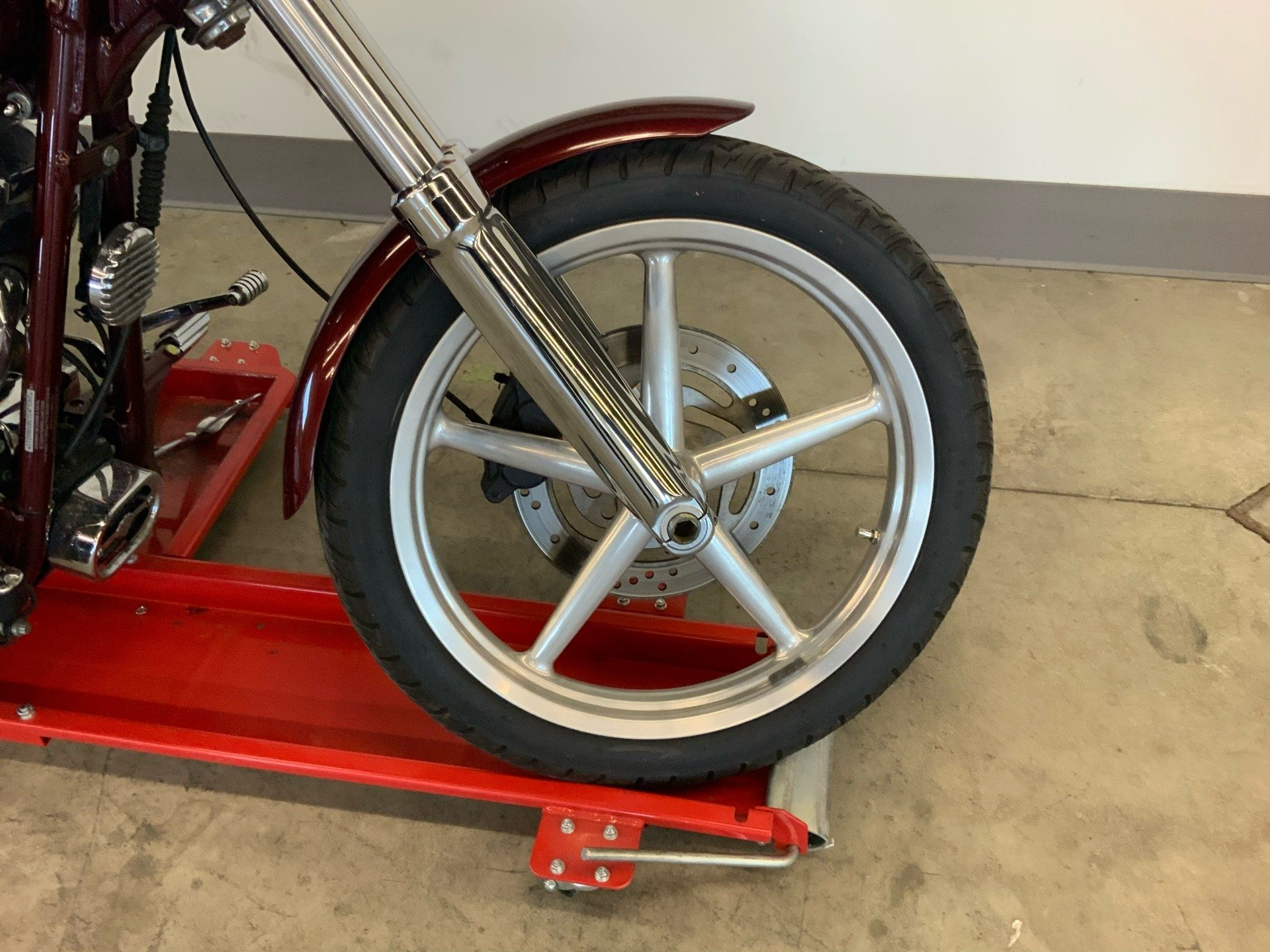 2008 Harley-Davidson Softail® Rocker™ C in Flint, Michigan - Photo 11