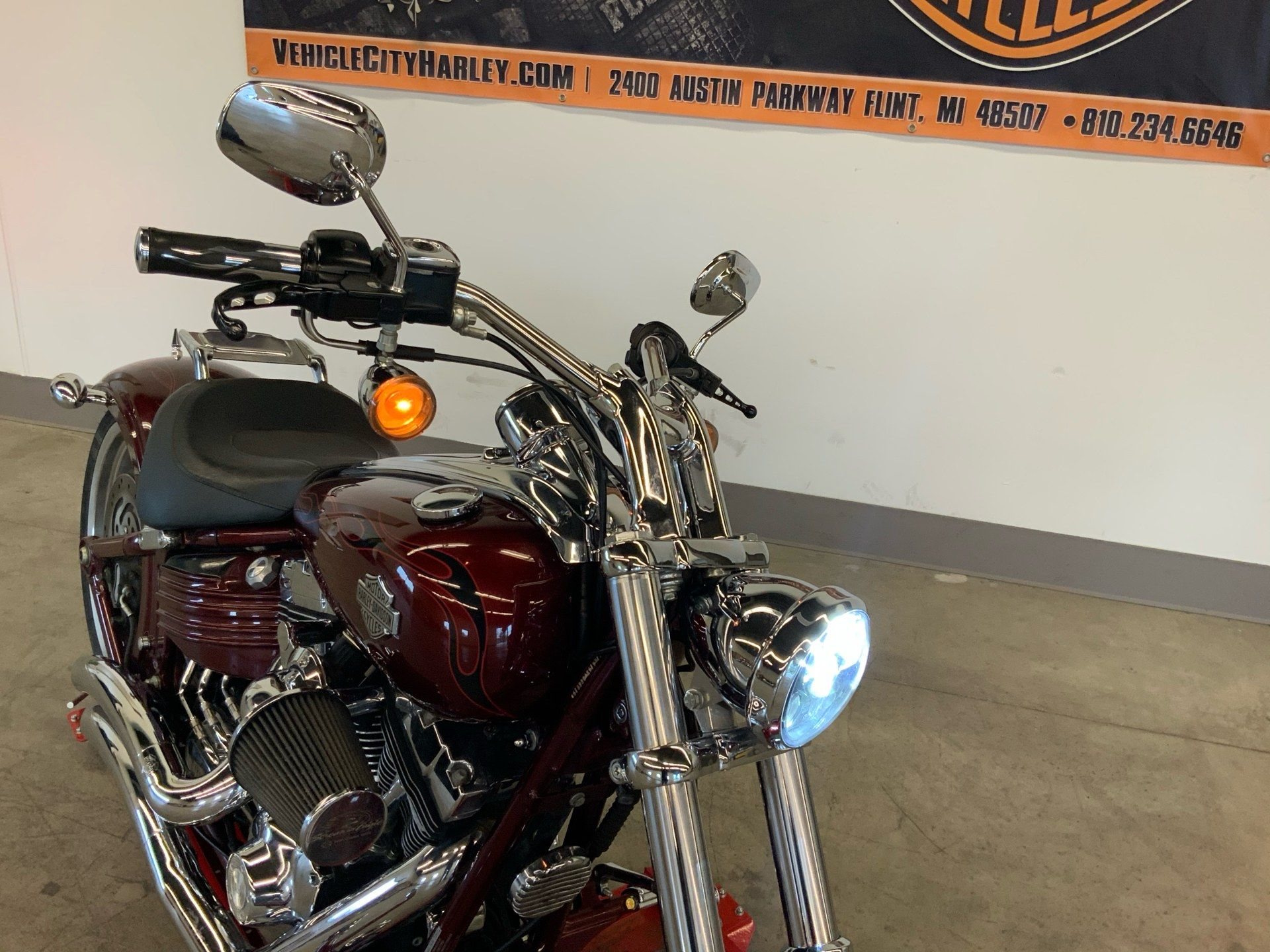 2008 Harley-Davidson Softail® Rocker™ C in Flint, Michigan - Photo 21