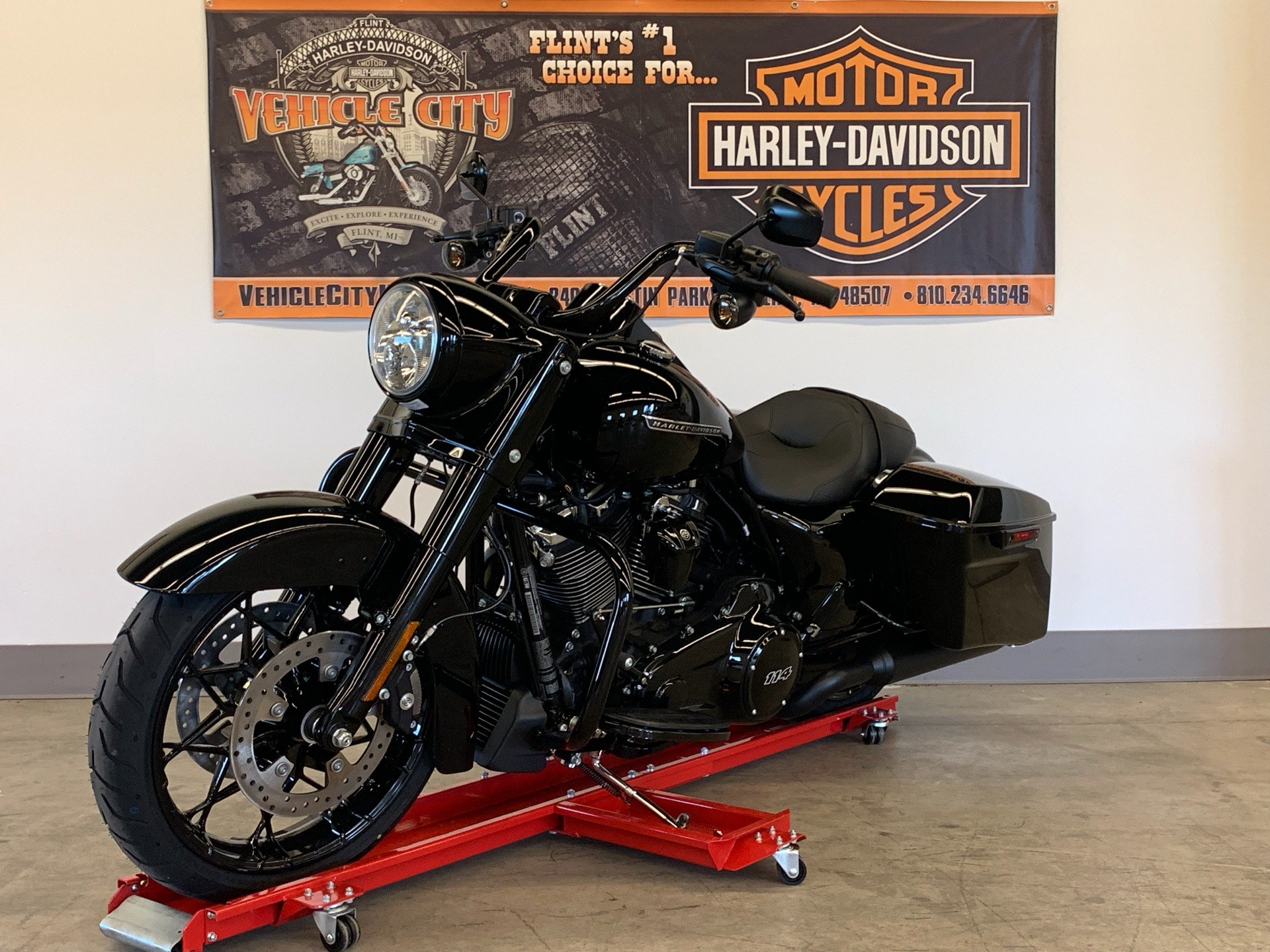 2020 Harley-Davidson Road King® Special in Flint, Michigan - Photo 4