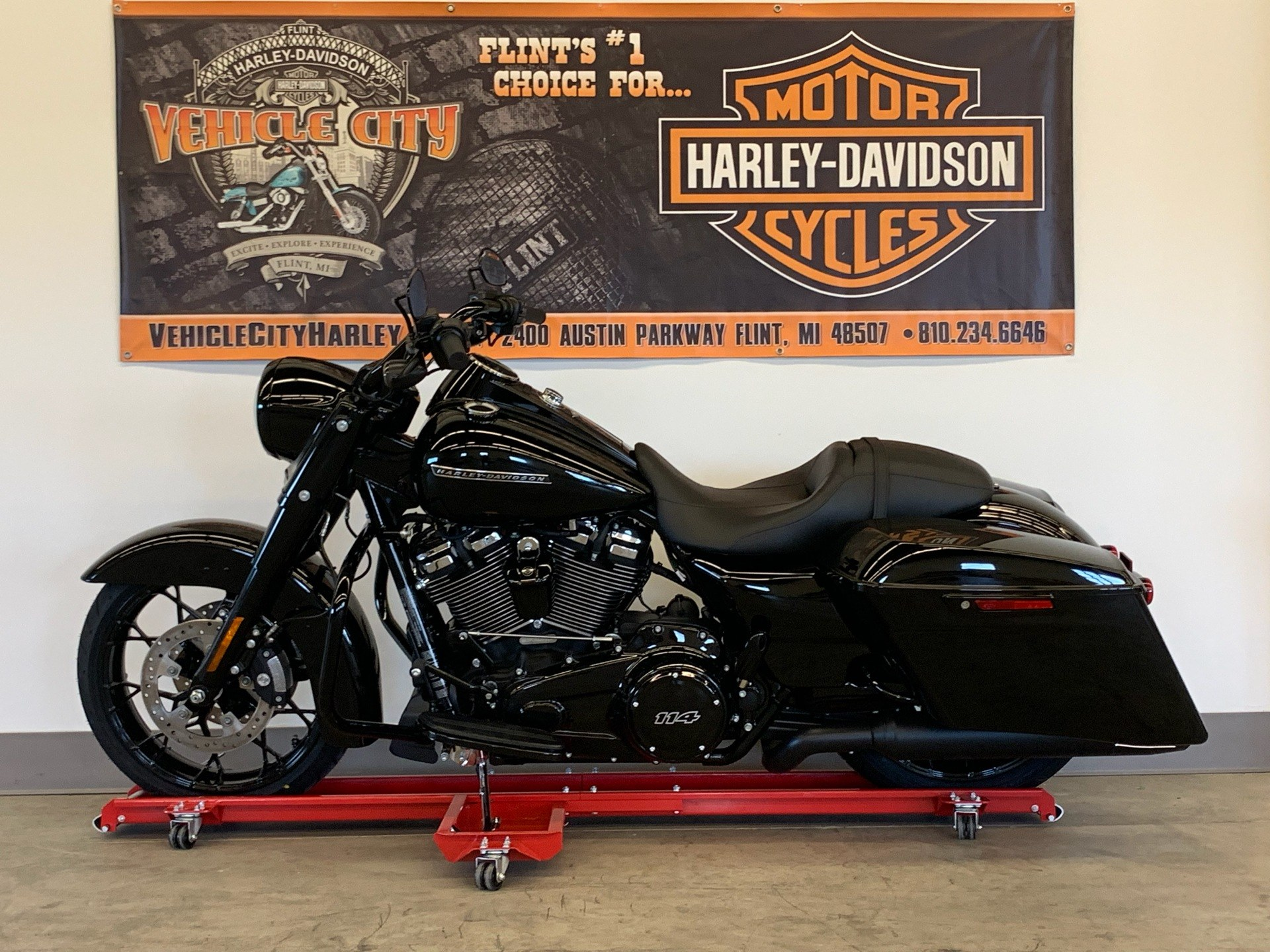 2020 Harley-Davidson Road King® Special in Flint, Michigan - Photo 5