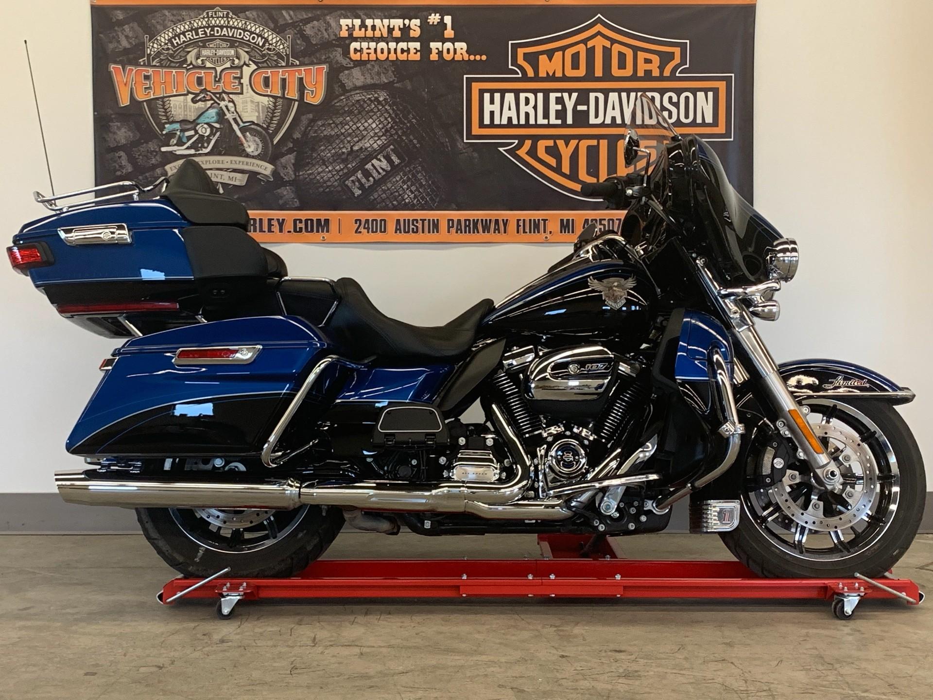 Used Tires Flint Mi >> 2018 Harley Davidson Ultra Limited In Flint Michigan