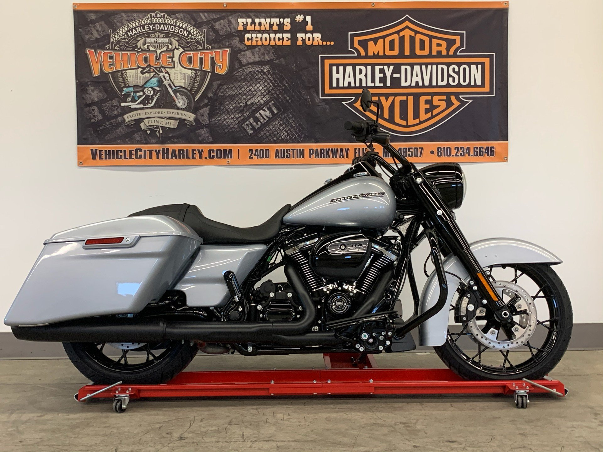 2020 Harley-Davidson Road King® Special in Flint, Michigan - Photo 1