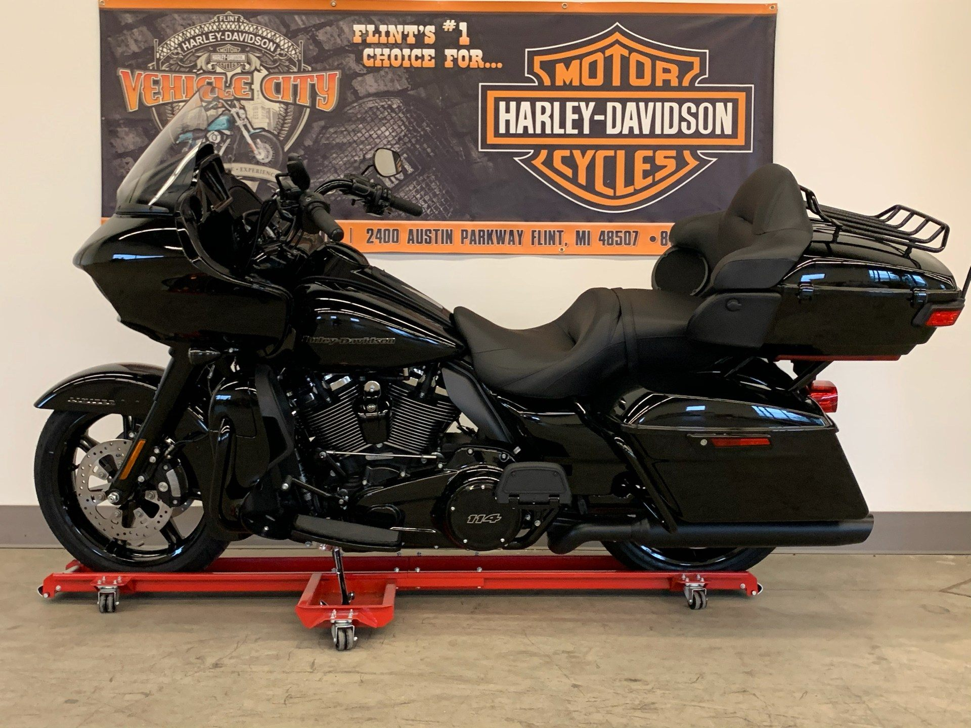2020 Harley-Davidson Road Glide® Limited in Flint, Michigan - Photo 5