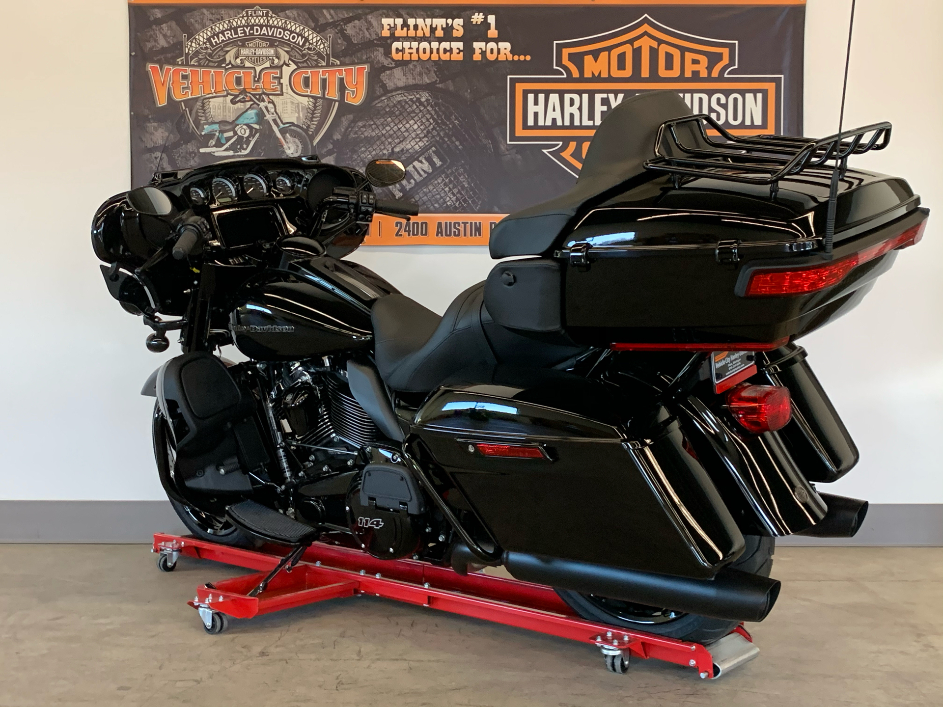 2021 Harley-Davidson ULTRA LIMITED in Flint, Michigan - Photo 6
