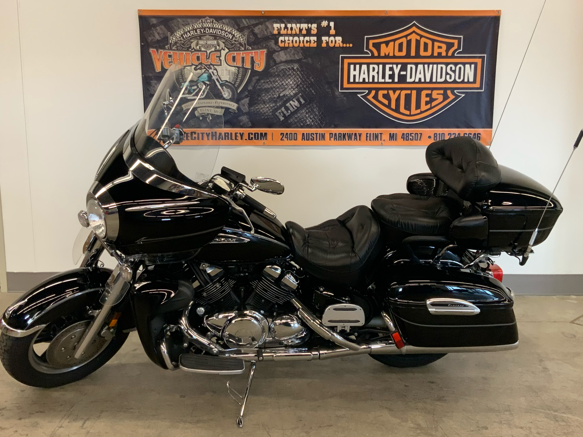 2012 Yamaha Royal Star Venture S in Flint, Michigan - Photo 5