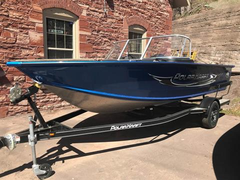 2018 Polar Kraft Frontier 179 WT in Hancock, Michigan