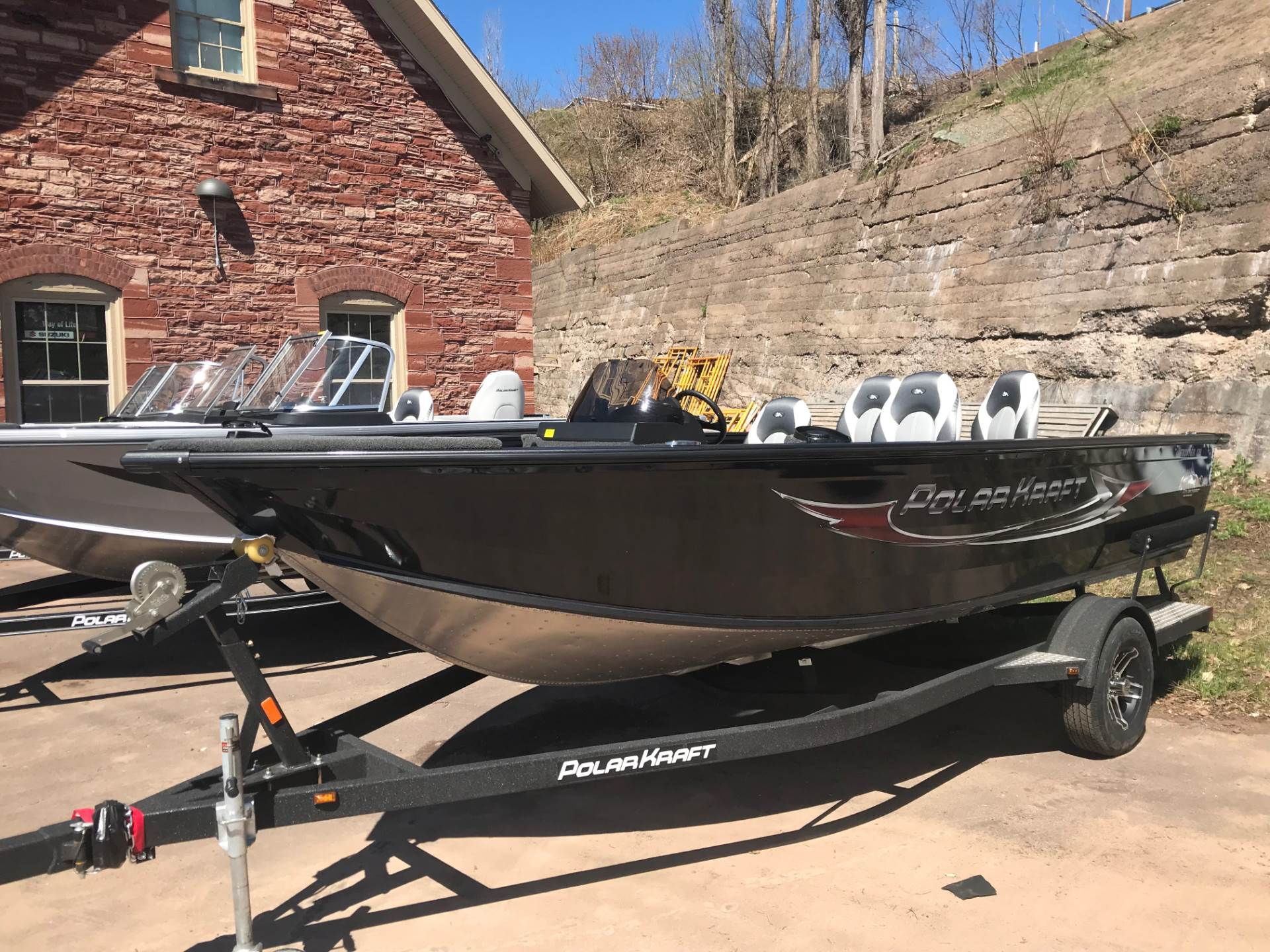 2018 Polar Kraft FRONTIER 179 SC in Hancock, Michigan - Photo 1