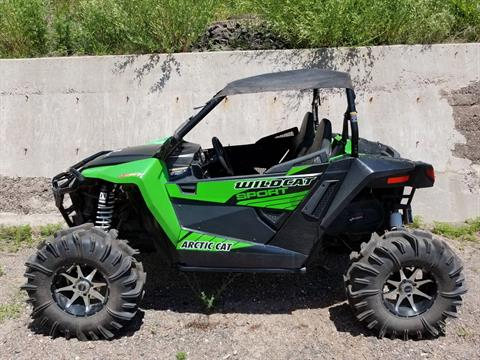 2015 Arctic Cat Wildcat™ Sport in Hancock, Michigan