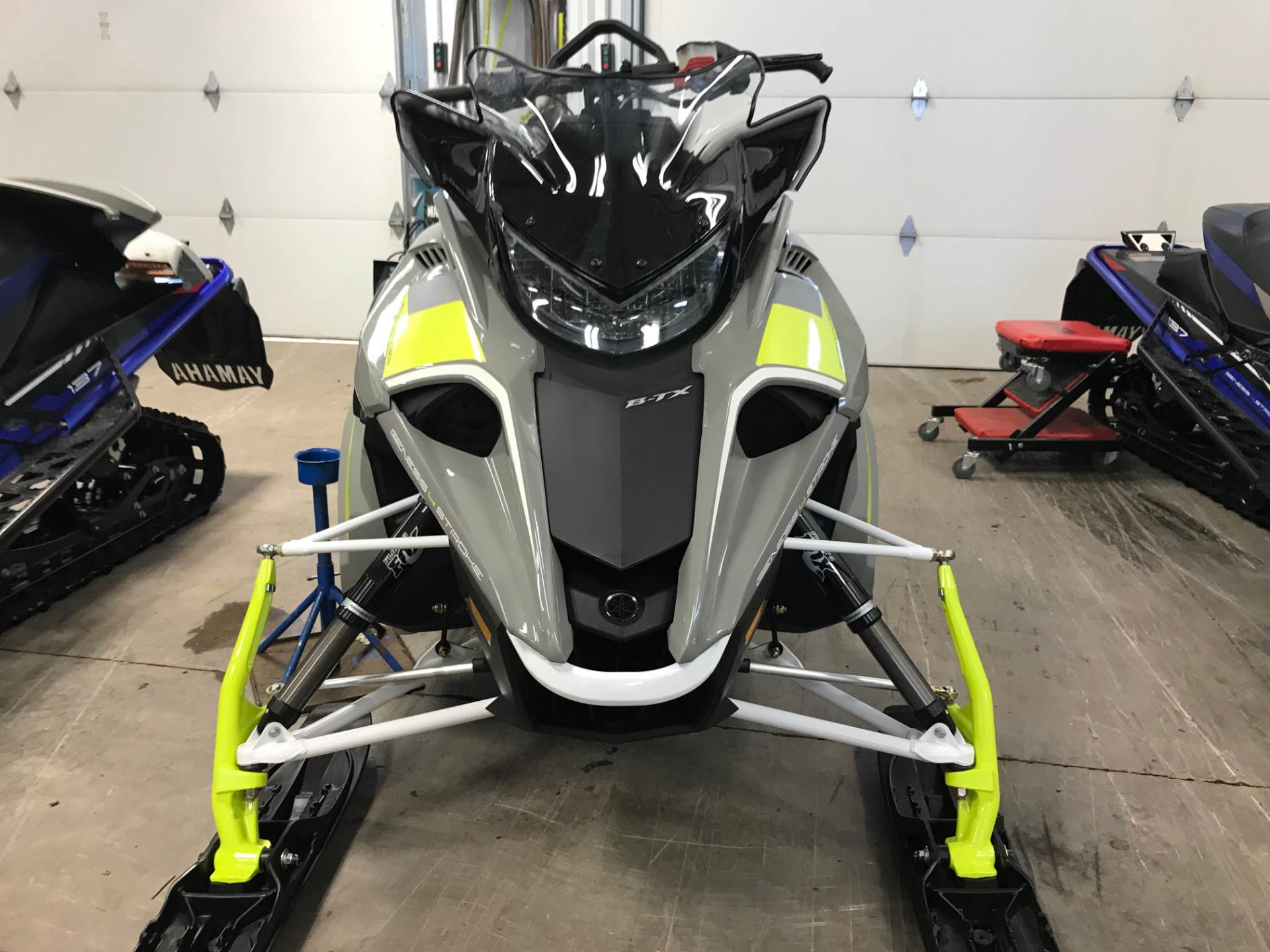 2018 Yamaha Sidewinder B-TX SE 153 1.75 in Hancock, Michigan - Photo 3
