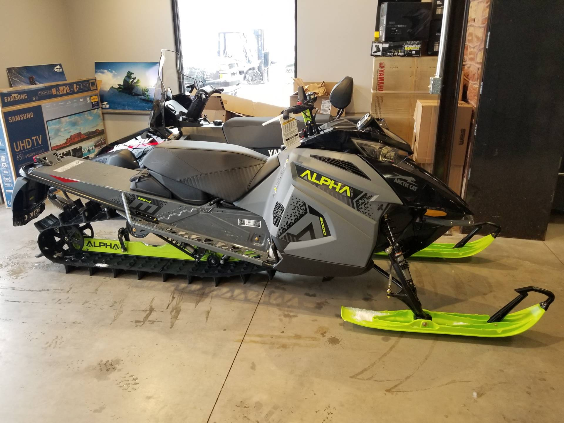 2020 Arctic Cat M 6000 Alpha One 154 in Hancock, Michigan - Photo 1