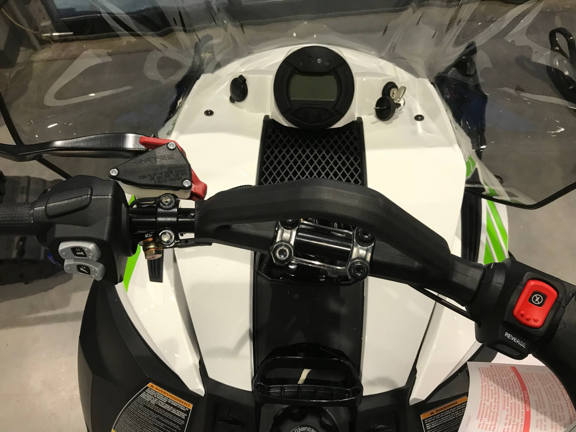 2018 Arctic Cat Norseman 6000 ES in Hancock, Michigan