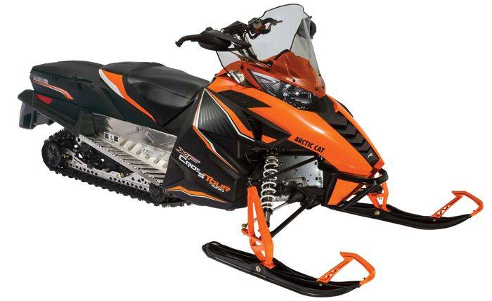 "2016 Arctic Cat XF 7000 146"" CrossTour ES in Hancock, Michigan"