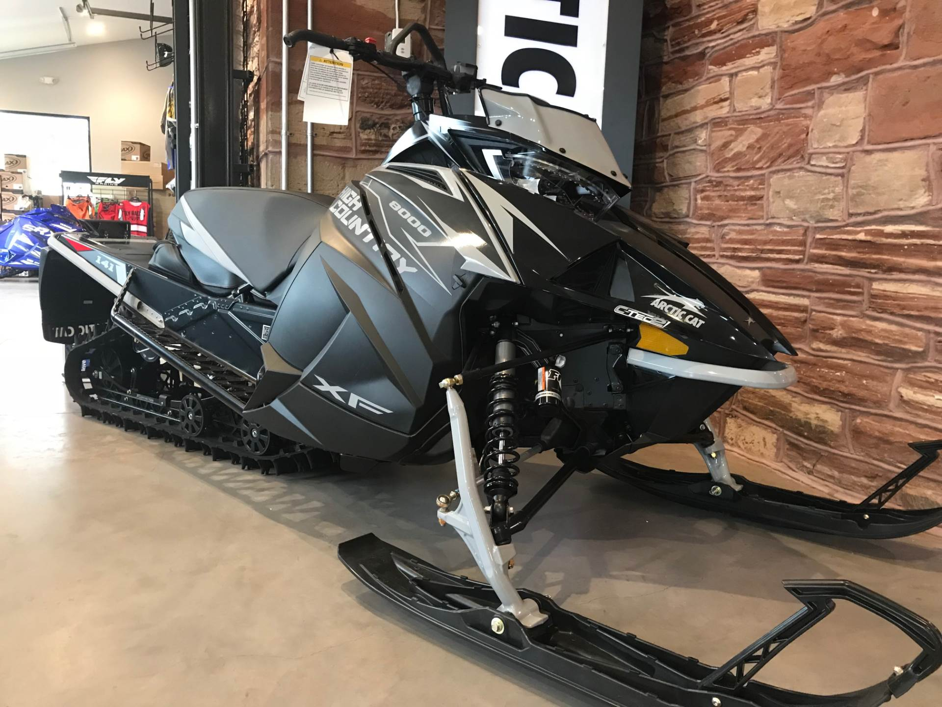 2019 Arctic Cat XF 8000 High Country Limited ES (141) in Hancock, Michigan