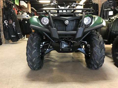 2018 Yamaha Kodiak 700 in Hancock, Michigan