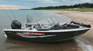 2018 Polar Kraft Kodiak 185 FS in Hancock, Michigan