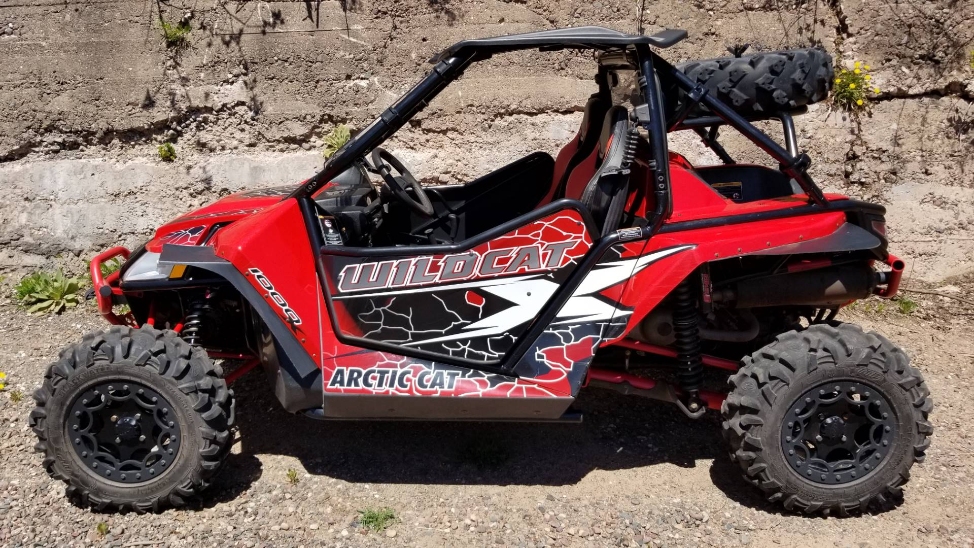 2014 Arctic Cat Wildcat™ X Limited in Hancock, Michigan - Photo 1