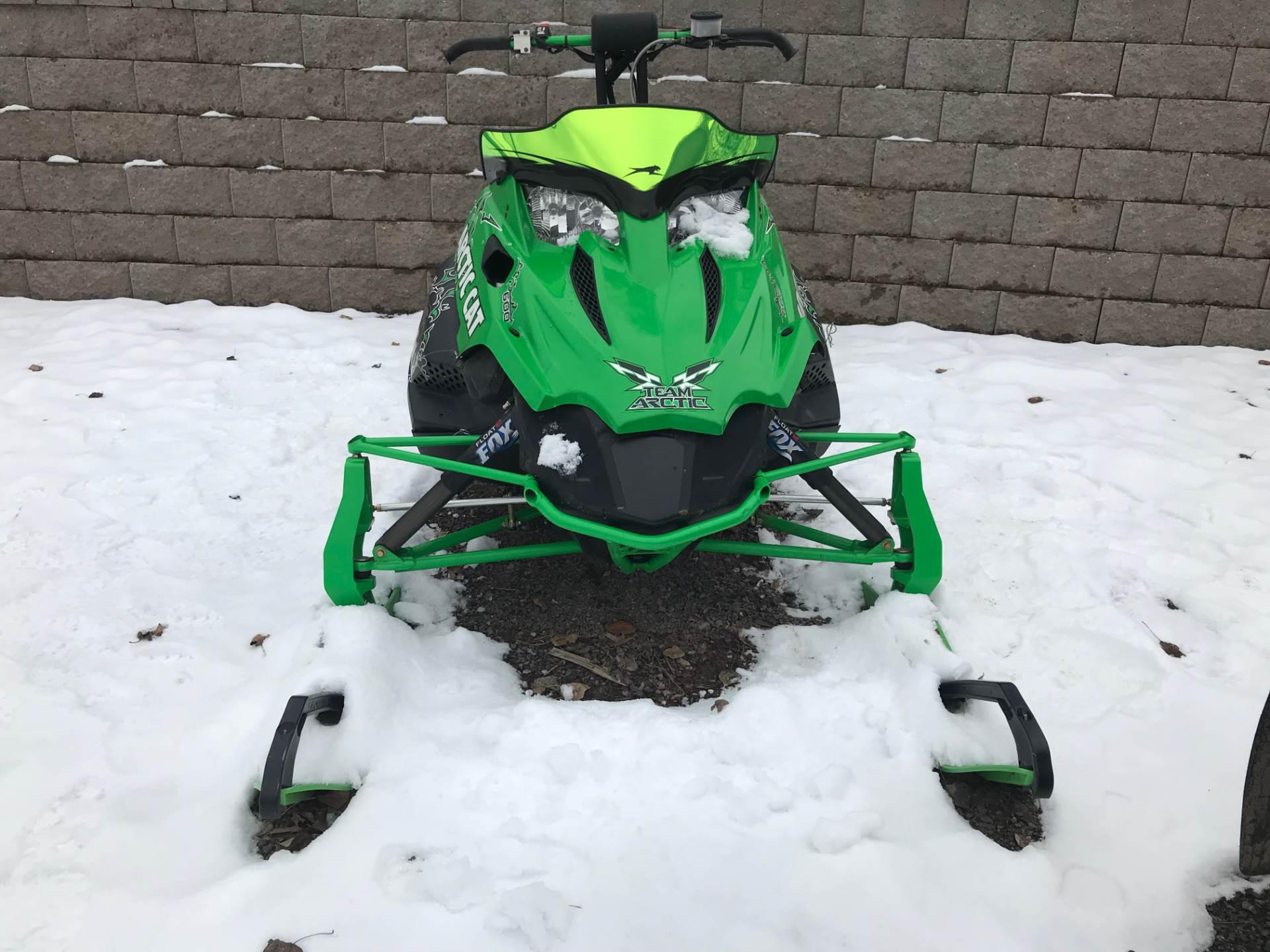 2011 Arctic Cat Sno Pro 600 XC in Hancock, Michigan - Photo 1