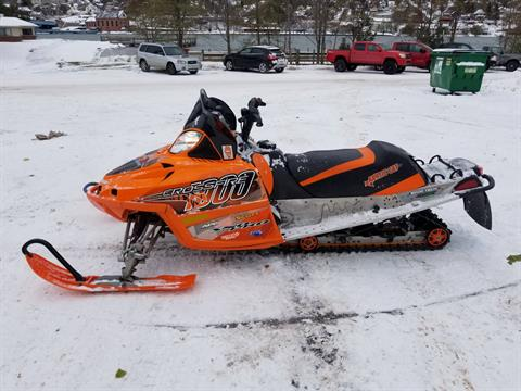 2007 Arctic Cat Crossfire 1000 Sno Pro® in Hancock, Michigan - Photo 1