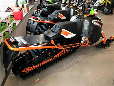2018 Arctic Cat M 8000 Sno Pro (153) 3.0 Power Claw in Hancock, Michigan