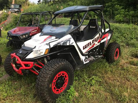 2015 Arctic Cat Wildcat™ X Limited EPS in Hancock, Michigan
