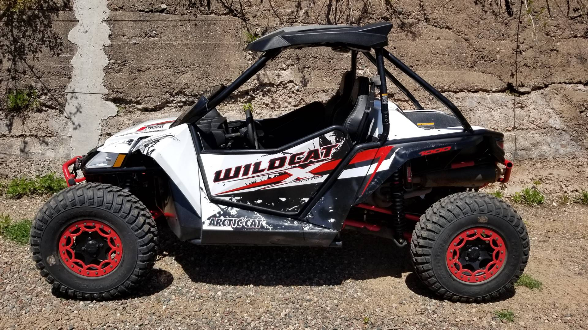 2015 Arctic Cat Wildcat™ X Limited EPS in Hancock, Michigan - Photo 1