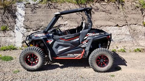 2017 Polaris RZR S 900 EPS in Hancock, Michigan - Photo 1